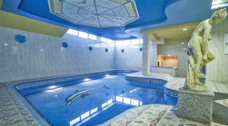 Pool Hotel Complejo ATH Real de Castilla