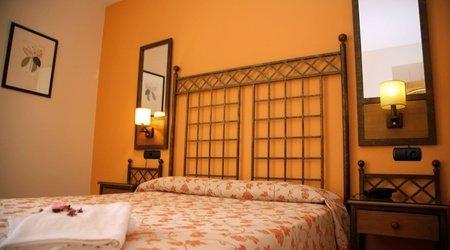 Doppelzimmer Hotel ATH Santa Bárbara Sevilla