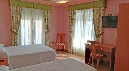 Zimmer Hotel Complejo ATH Real de Castilla