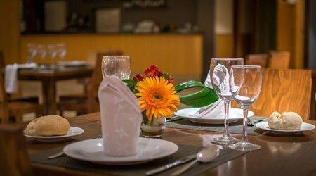 Restaurante Hotel ATH Al-Medina Wellness