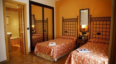 Zimmer Hotel ATH Santa Bárbara Sevilla