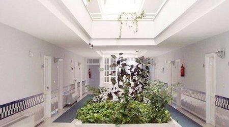 Korridor ATH La Perla Hotel
