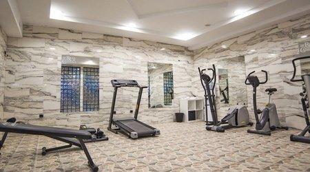 Fitnessstudio Hotel Complejo ATH Real de Castilla