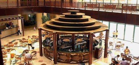 REZEPTION RUND UM DIE UHR Hotel ATH Las Salinas Park