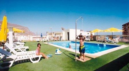 Schwimmbecken ATH Andarax Hotel