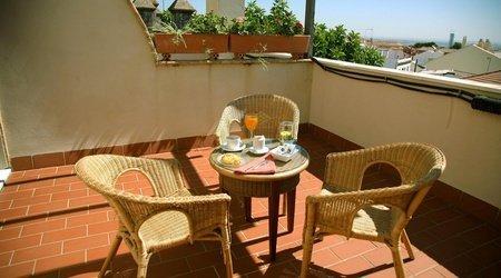 Frühstück Hotel ATH Santa Bárbara Sevilla