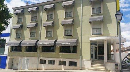 Fassade Hotel Complejo ATH Real de Castilla