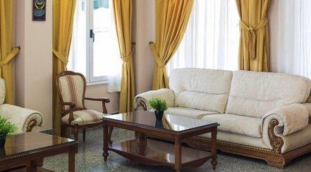 Wohnzimmer Hotel Complejo ATH Real de Castilla