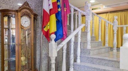 Halle Hotel Complejo ATH Real de Castilla