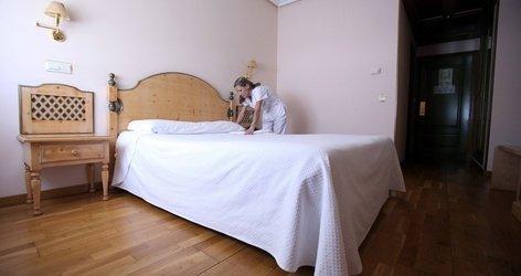 DOPPELZIMMER Hotel ATH Cañada Real Plasencia