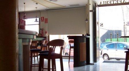 Cafeteria Hotel ATH Santa Bárbara Sevilla