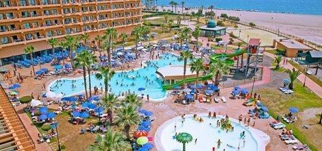 POOL-BAR Hotel ATH Las Salinas Park