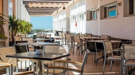 Terraza Hotel ATH Al-Medina Wellness